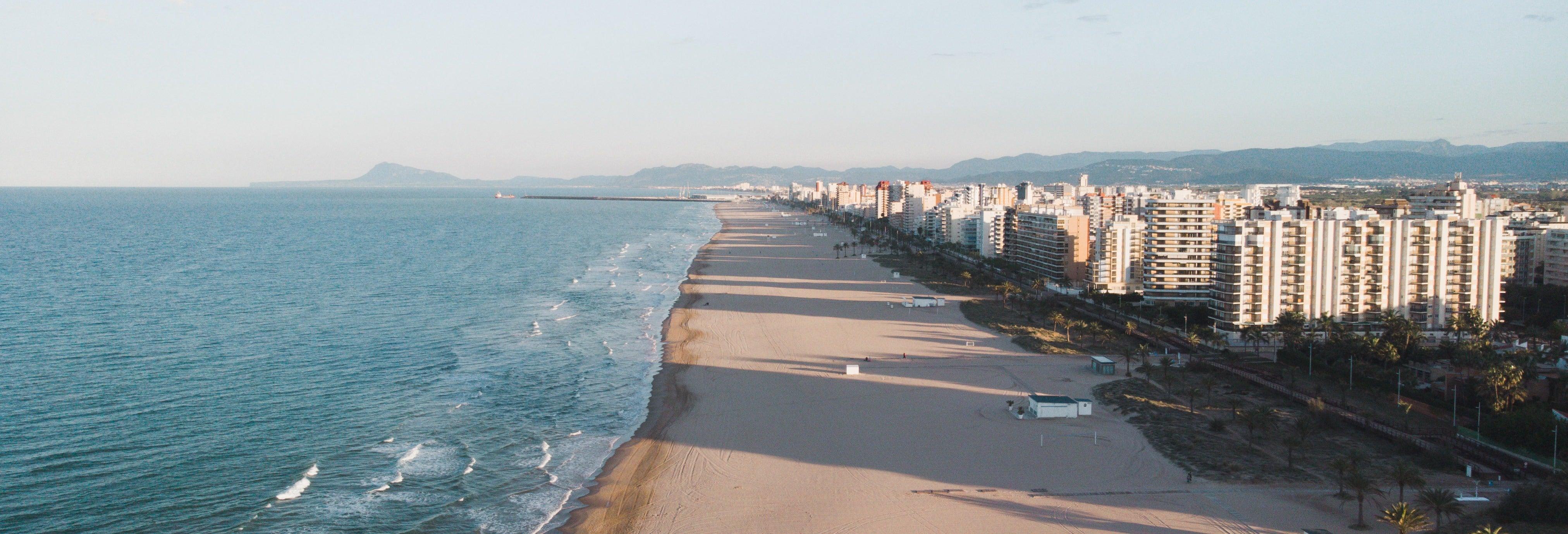 Paseo en catamarán por la bahía de Gandía