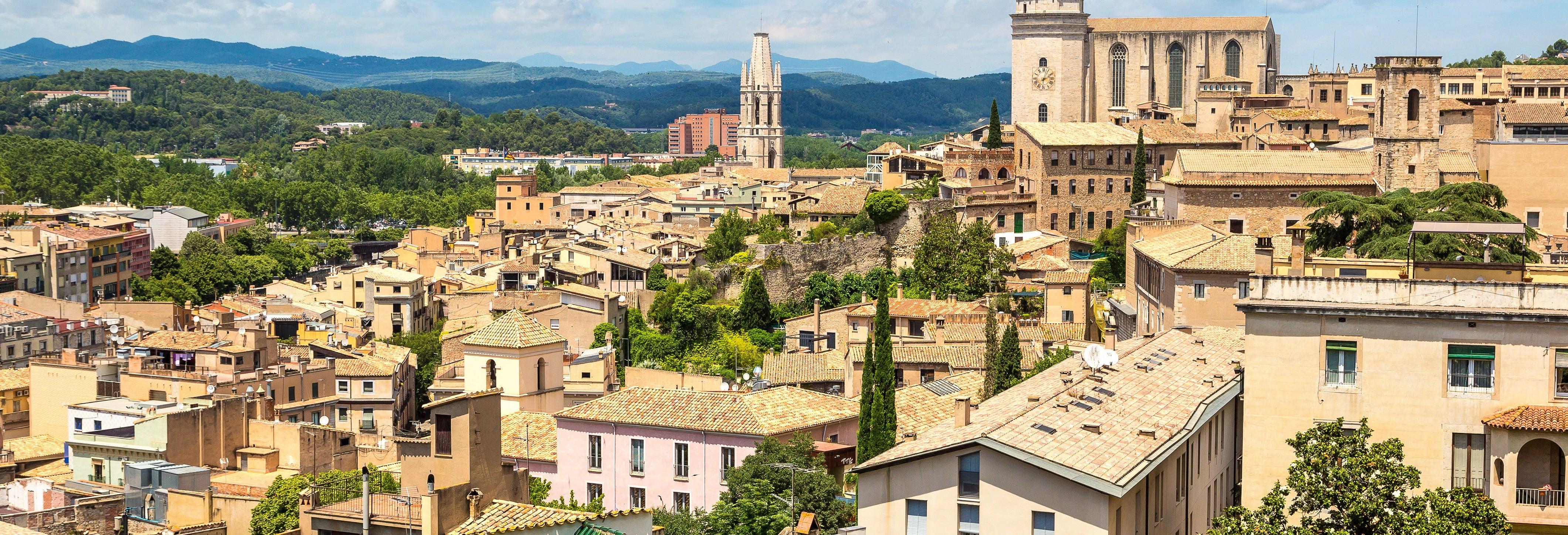 Tour en bicicleta eléctrica por Gerona