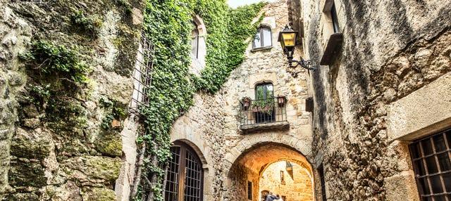 Tour por los pueblos medievales de la Costa Brava