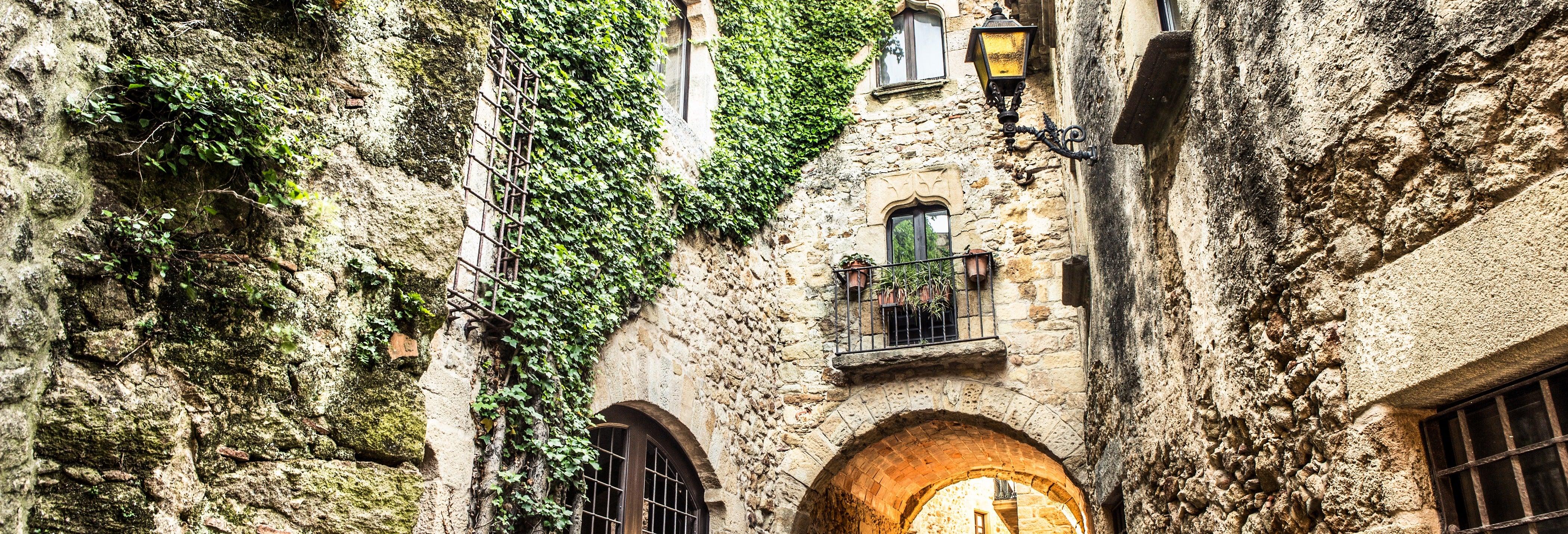 Tour por la Costa Brava y sus pueblos medievales