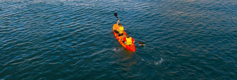 Alquiler de kayak en Gijón