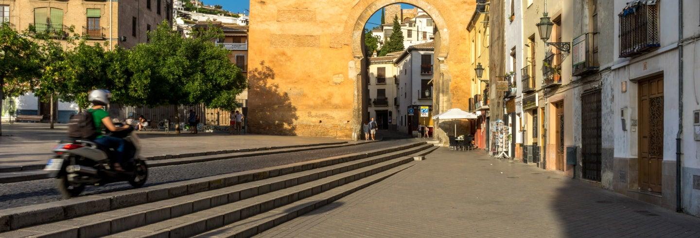 Alquiler de motos en Granada