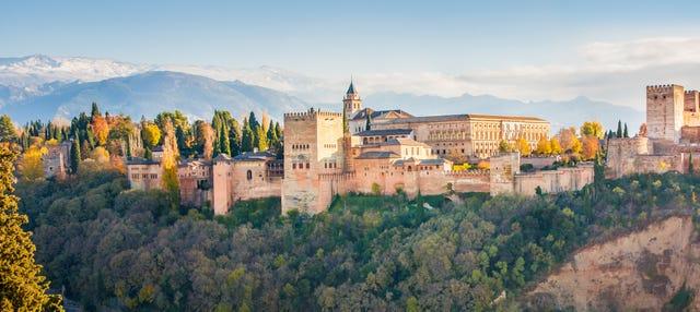 Entrada a la Alhambra + Audioguía de Granada