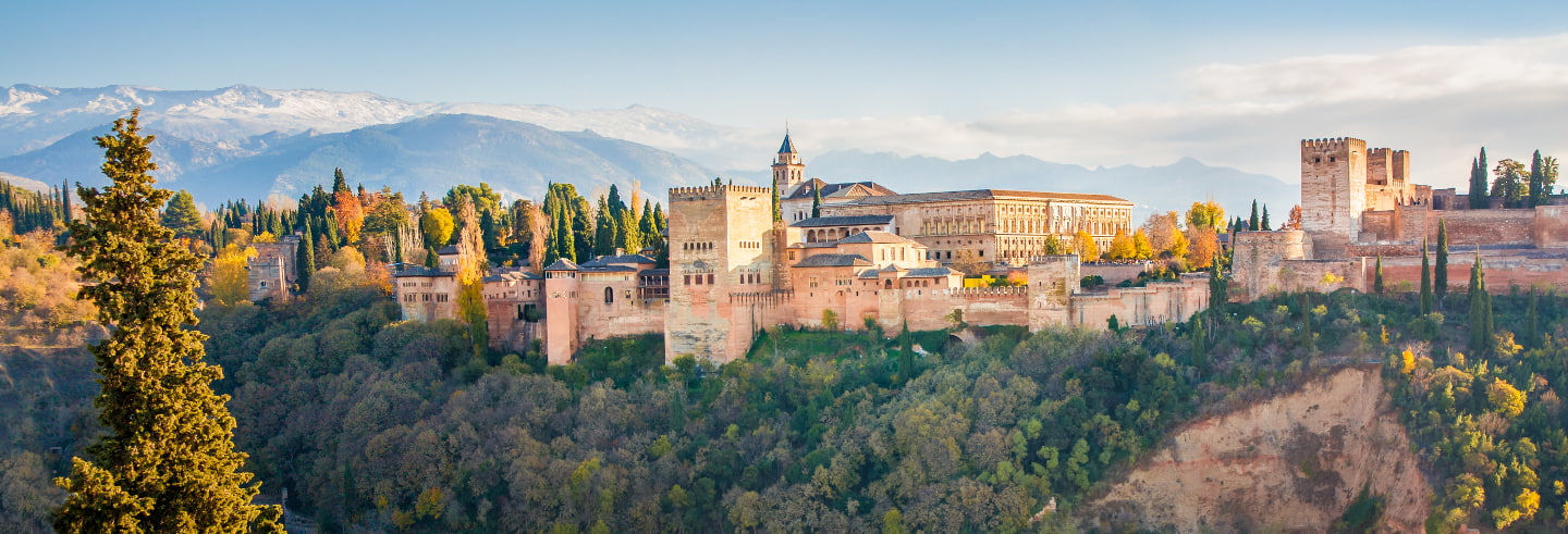 Biglietti per l'Alhambra + Audioguida di Granada
