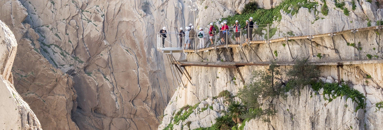 Excursion au Caminito del Rey