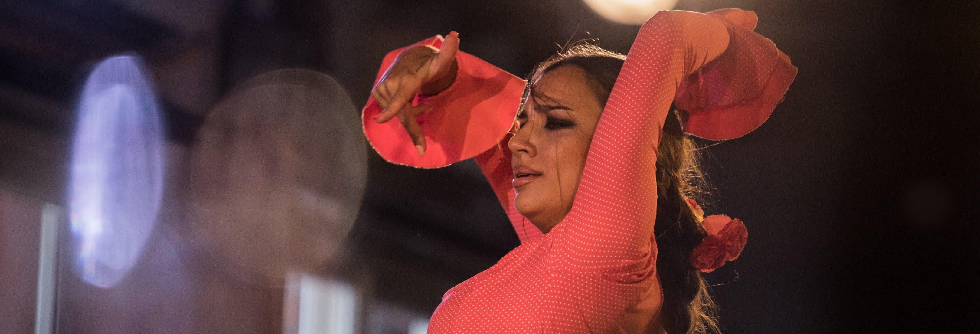 Flamenco y cena en Jardines de Zoraya