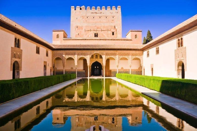 Billet pour l'Alhambra + Audioguide de Grenade