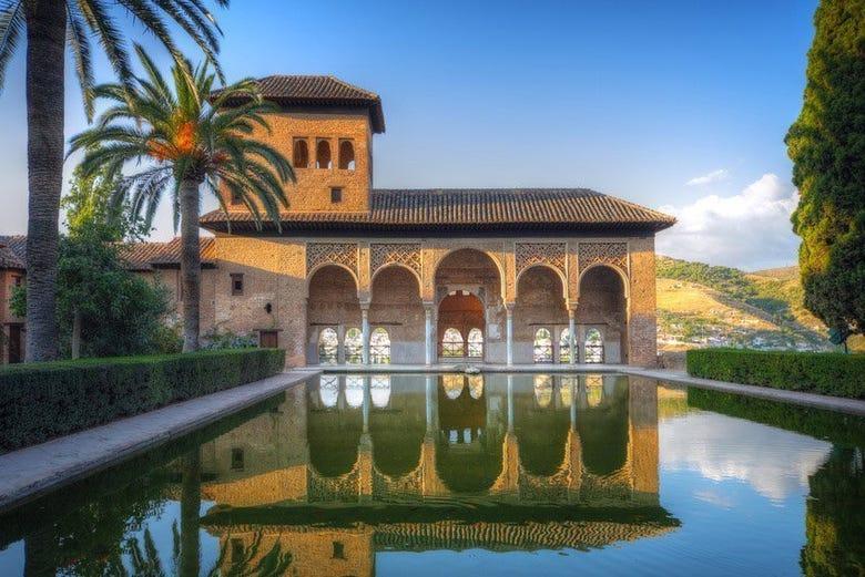 Visite de l'Alhambra et du Généralife