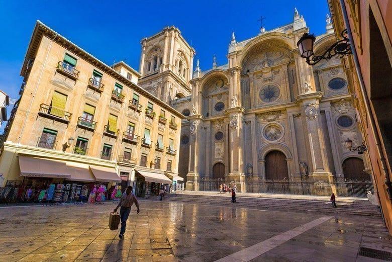 Visite guidée de la Cathédrale et de la Chapelle Royale