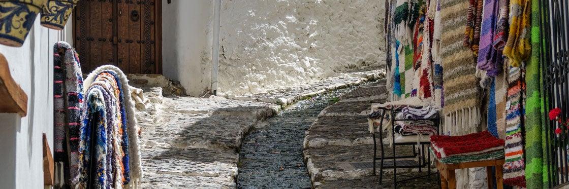 La Alpujarra di Granada