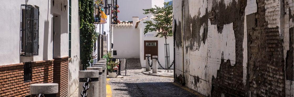 Quartieri di Granada