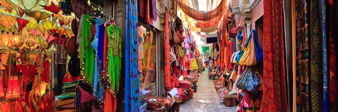 Horário comercial de Granada