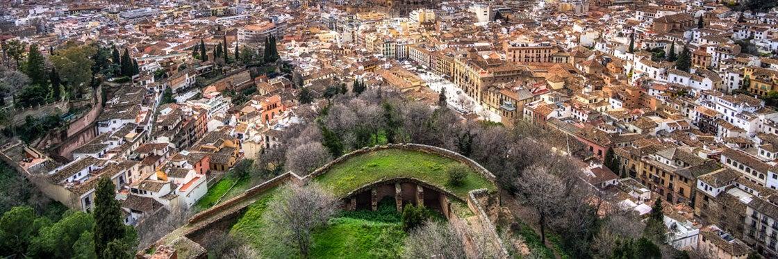 Visitas cercanas de Granada