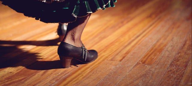 Show flamenco en el tablao La Soleá