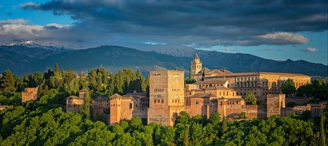 Tour privado por la Alhambra