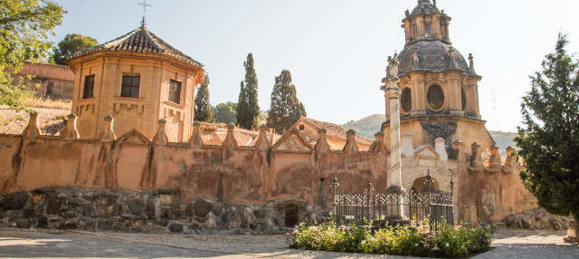 Visita guiada por la Abadía del Sacromonte