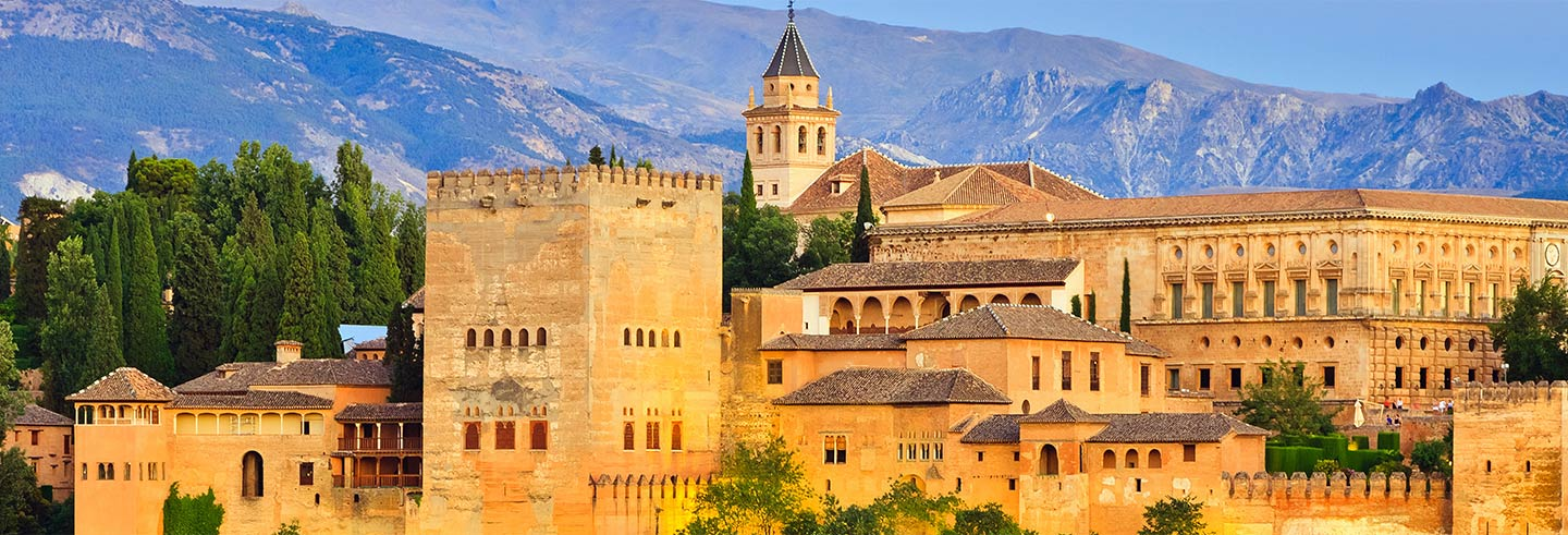 Alhambra & Generalife Tour
