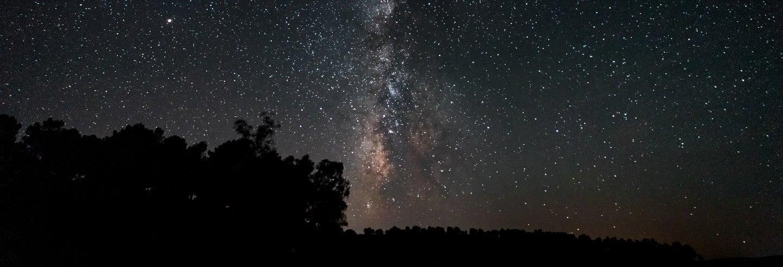 Observación de estrellas en Guadalupe
