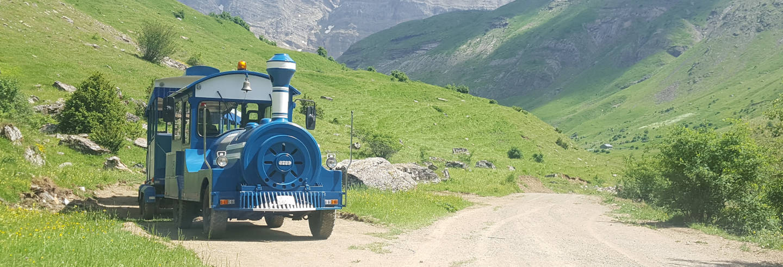 Excursão a Panticosa + Trem de montanha