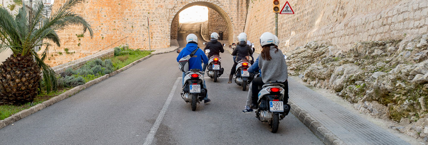 Motorcycle Rental in Ibiza
