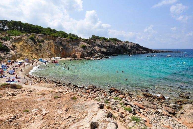 Cala Codolar, Ibiza