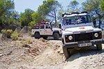 Jeep Safari pela Ibiza desconhecida