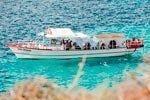 Passeio de barco pelas praias de Ibiza