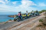 Tour de quadriciclo por Ibiza