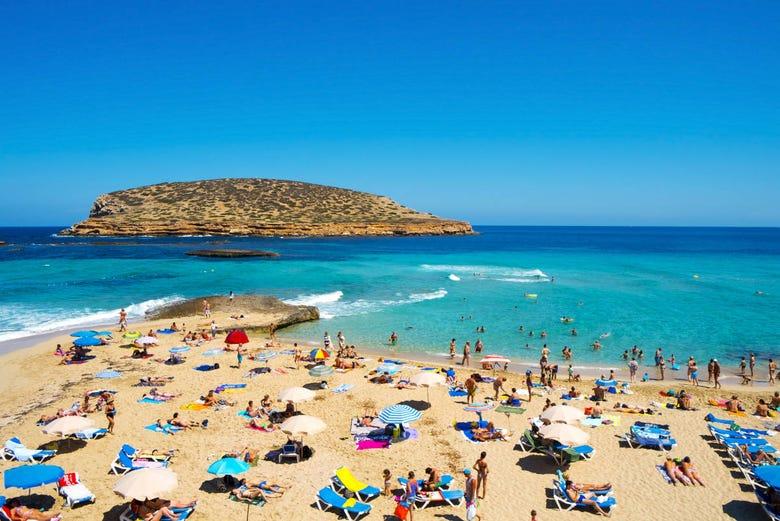 Ibiza Beaches Boat Trip