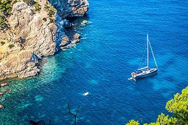 Playas y calas de Ibiza - Las mejores calas y playas de Ibiza