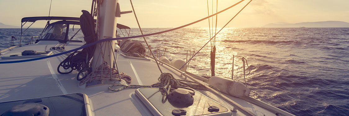 Balade en bateau à Ibiza