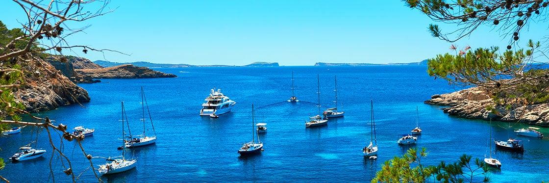 Tempo em Ibiza