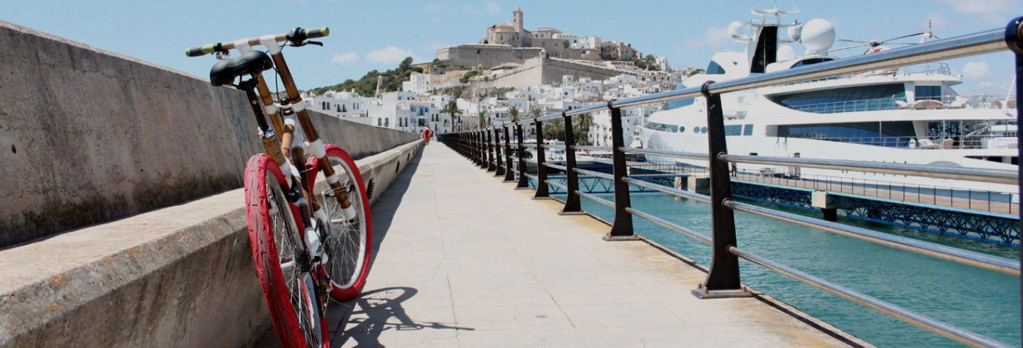 Tour di Ibiza in bicicletta