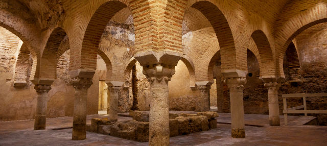 Baños Árabes y Palacio de Villardompardo