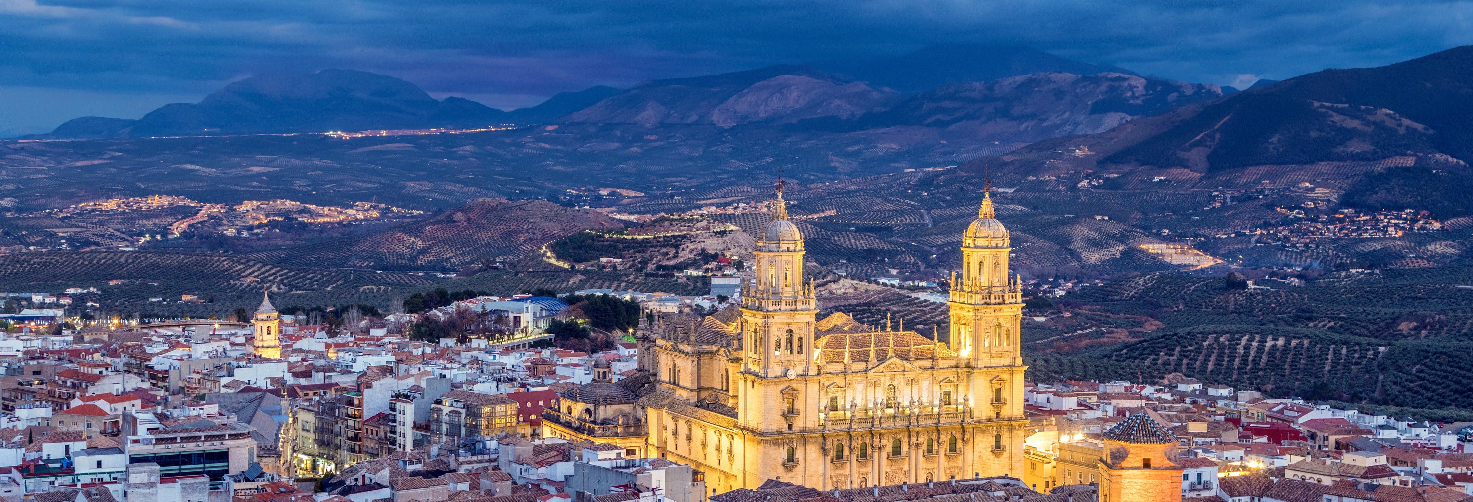 Tour de mistérios e lendas de Jaén
