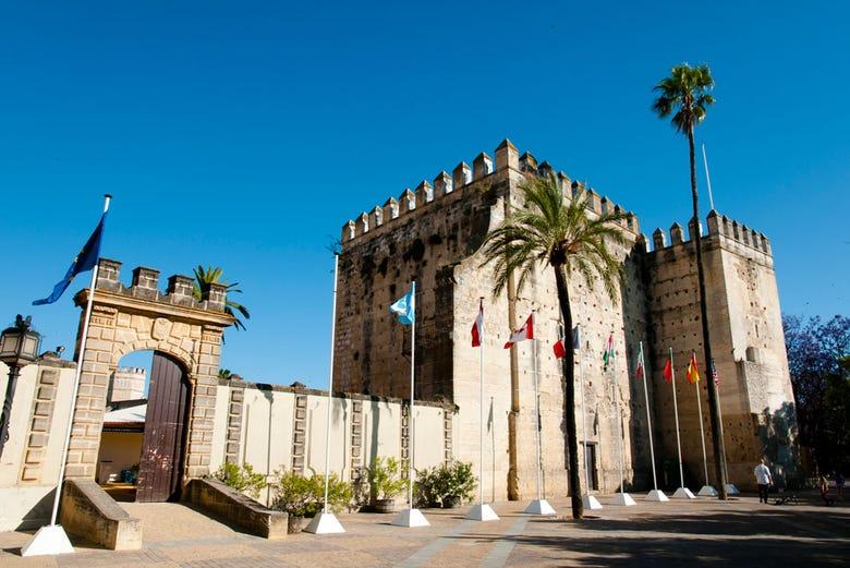 Visite guidée de l'Alcazar et de la Cathédrale de Xérès