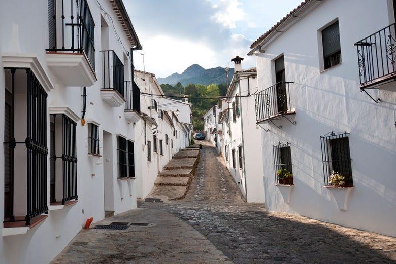 Excursion aux villages blancs