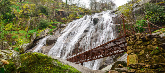 Tour en 4x4 por las cascadas y pilones del Valle del Jerte