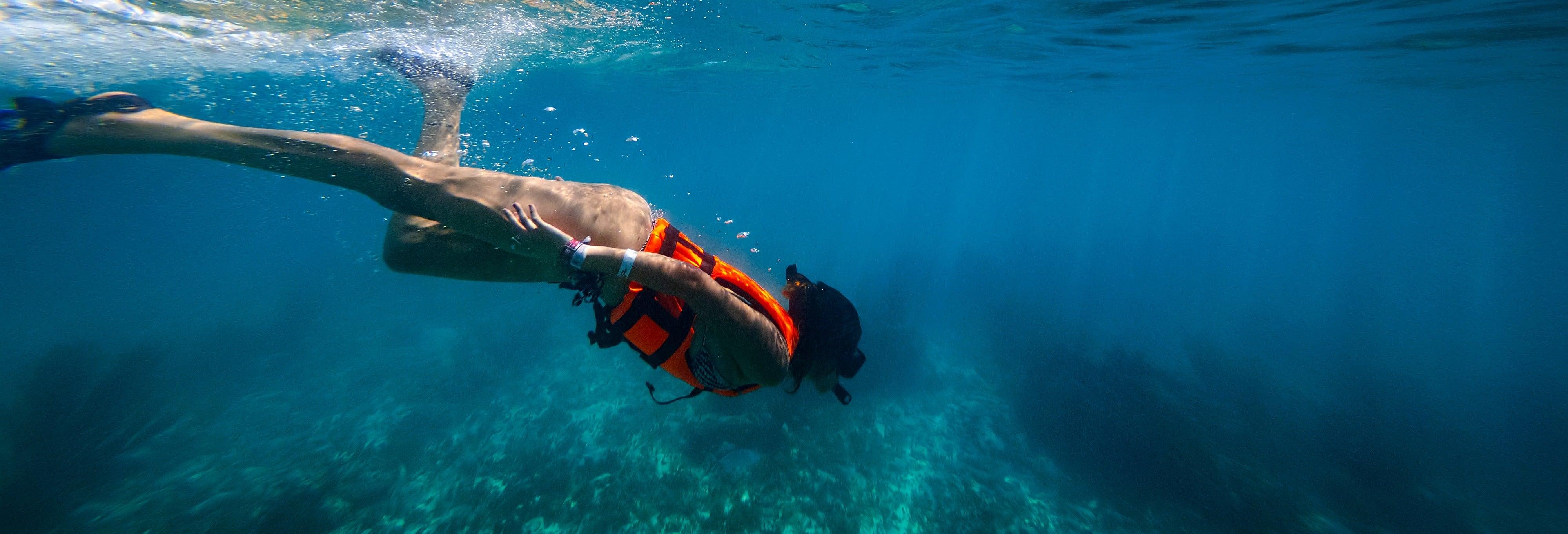 Snorkel en La Ametlla de Mar