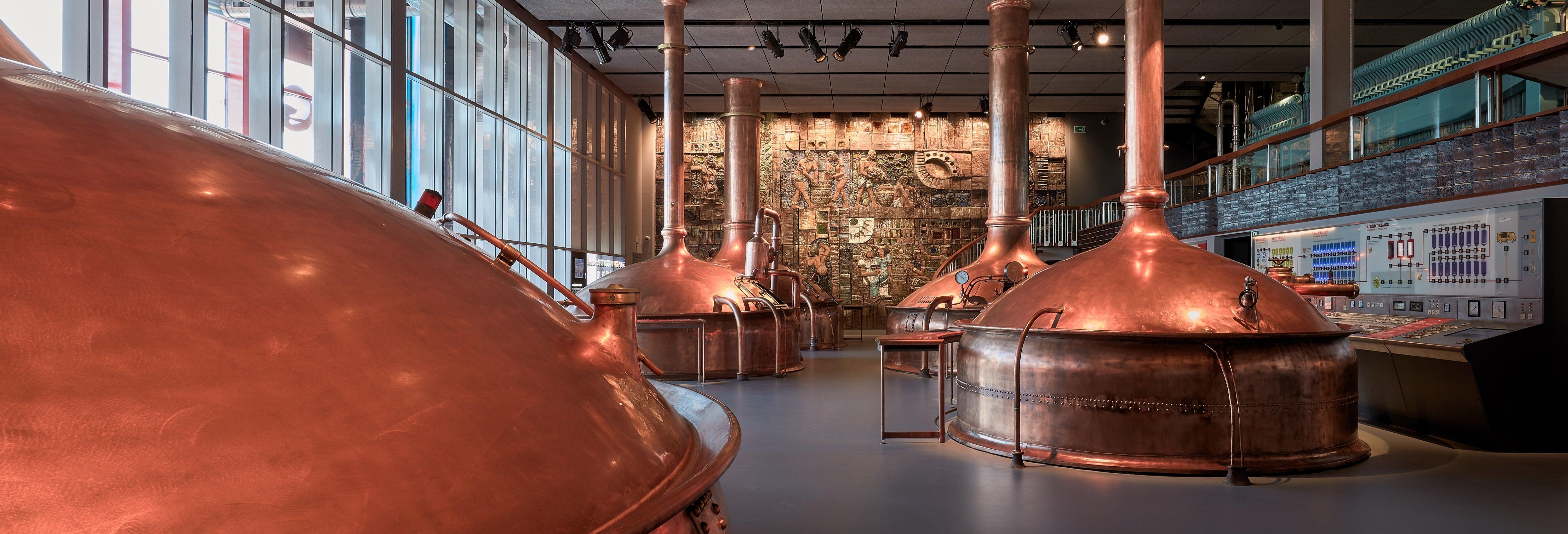 Entrada a MEGA: Mundo Estrella Galicia