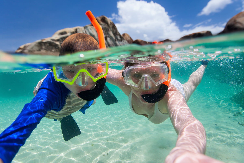 Snorkel en Cabo de Palos, La Manga del Mar Menor