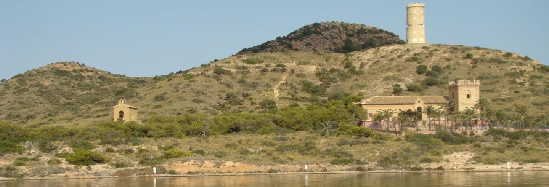 Giro in barca dell'Isla del Barón