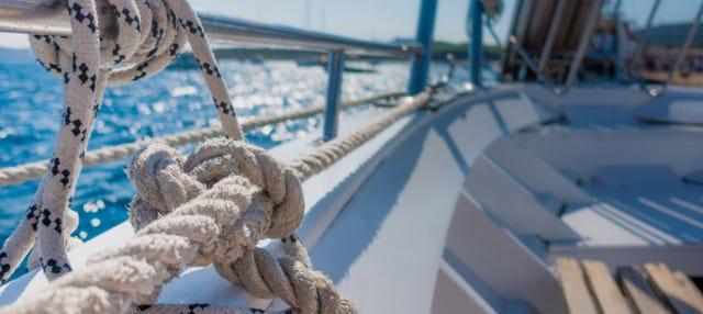 Paseo en barco por el Mar Menor