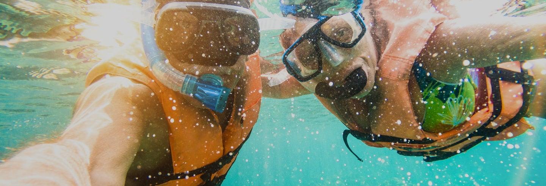 Snorkel en Cabo de Palos