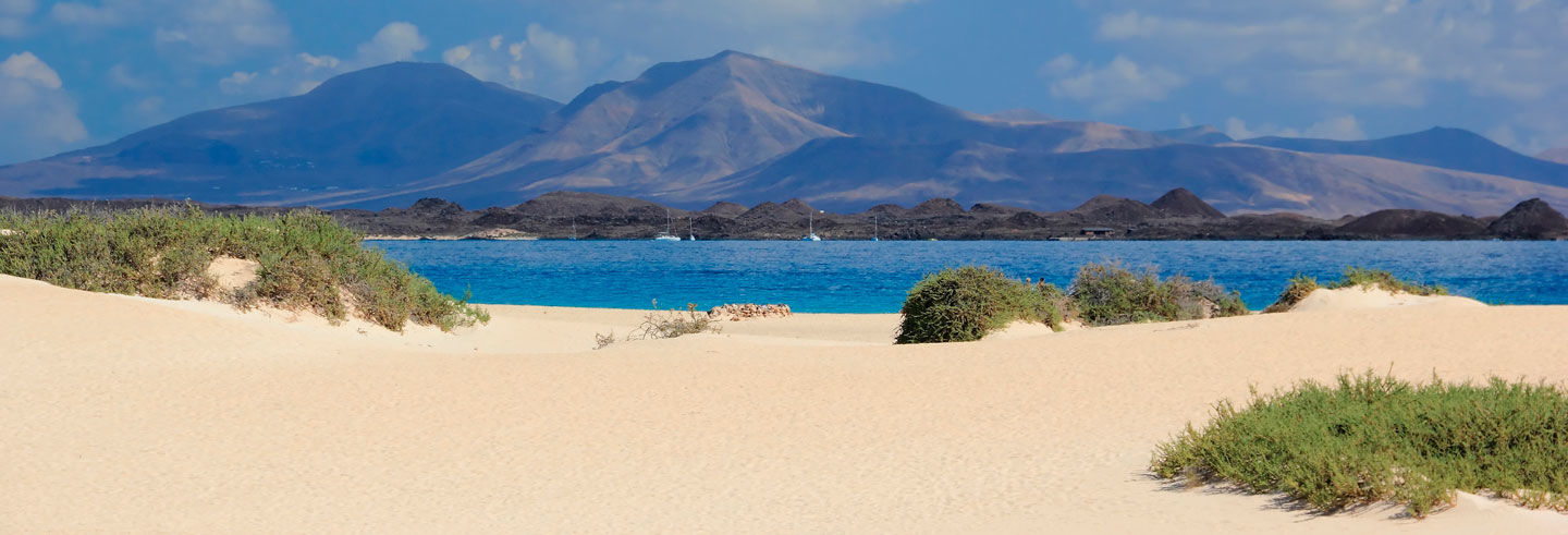 Self-Guided Fuertaventura Dunes Day Trip