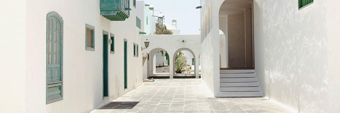 Ciudades y pueblos de Lanzarote
