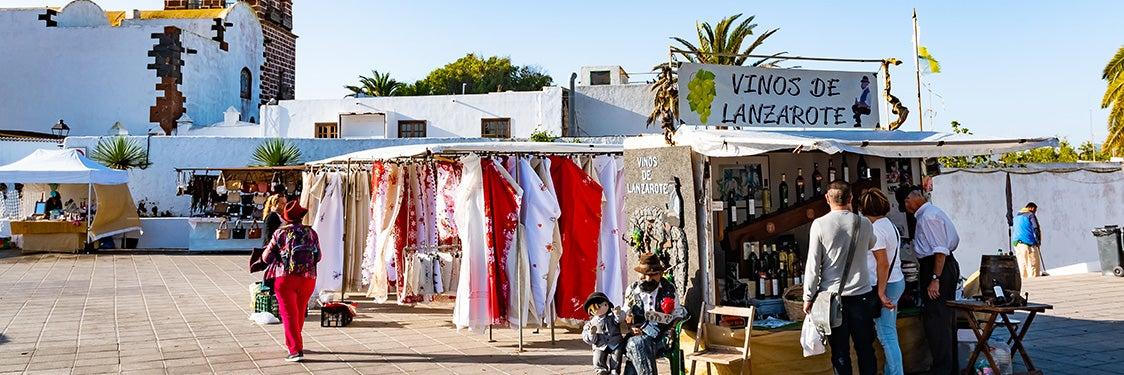 Compras en Lanzarote