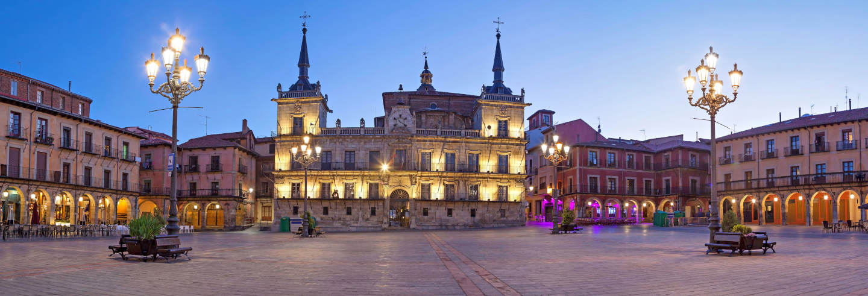 Tour de mistérios e lendas de León