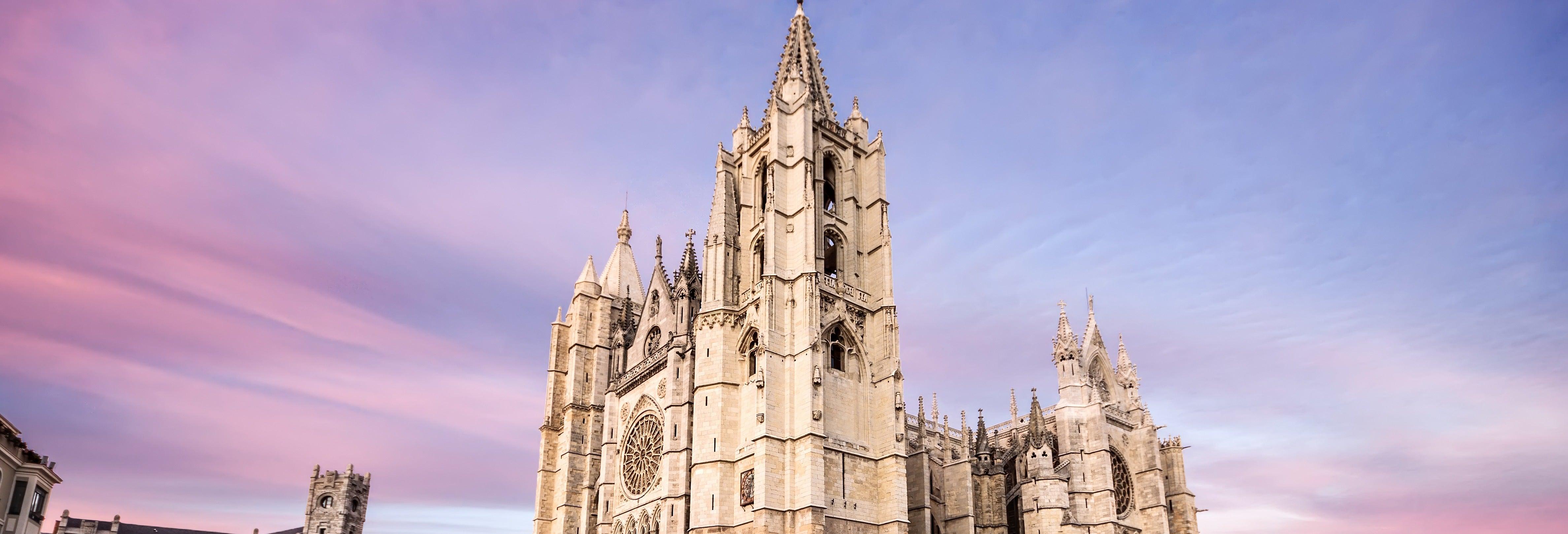 Tour por la catedral y el museo de León