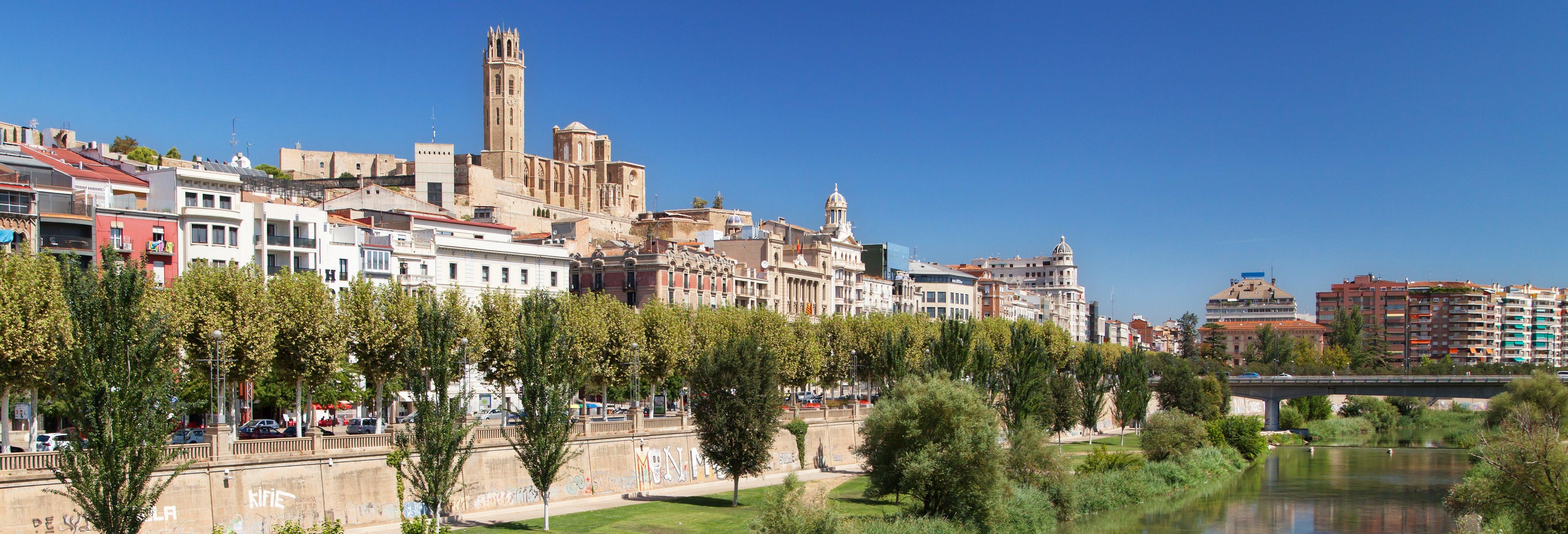 Visita guiada por Lleida